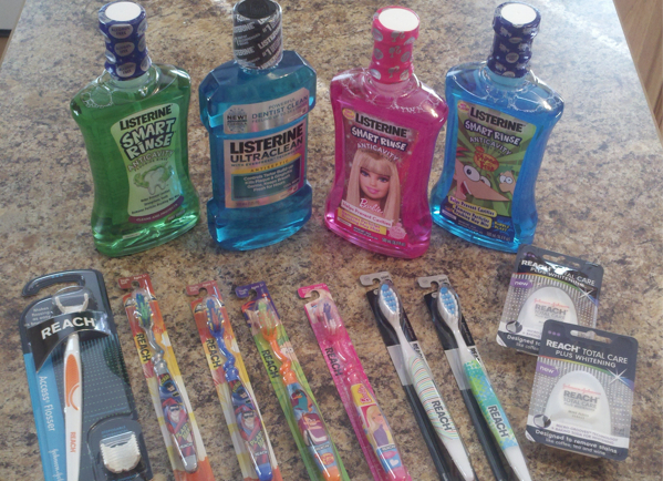 Listerine Oral Care Challenge